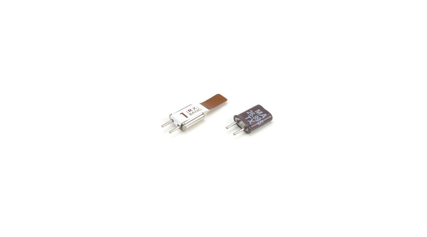 Image for Crystal Set: CH 1 26.995: Mini-T, MDT from HorizonHobby