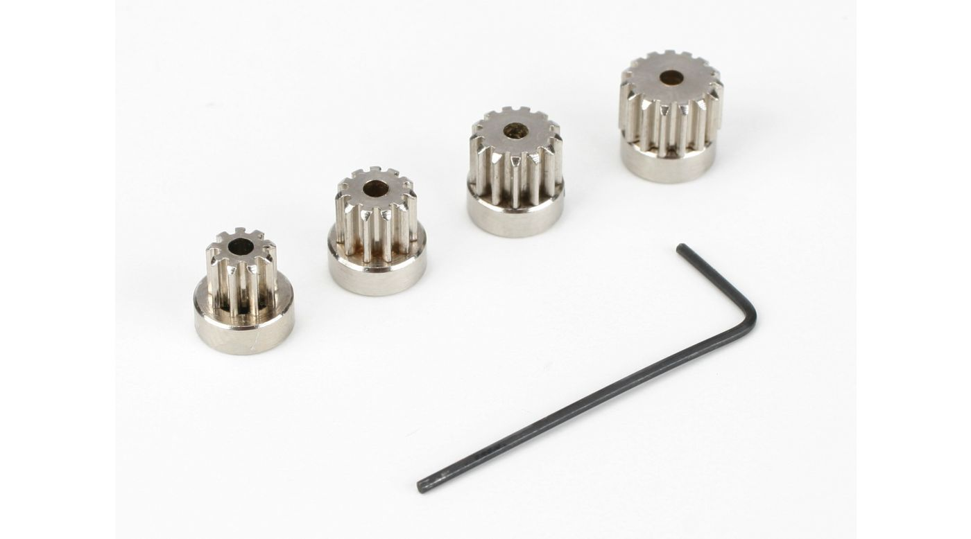 Image for Pinion Gear Set, 13T-16T: Mini Vehicles from HorizonHobby