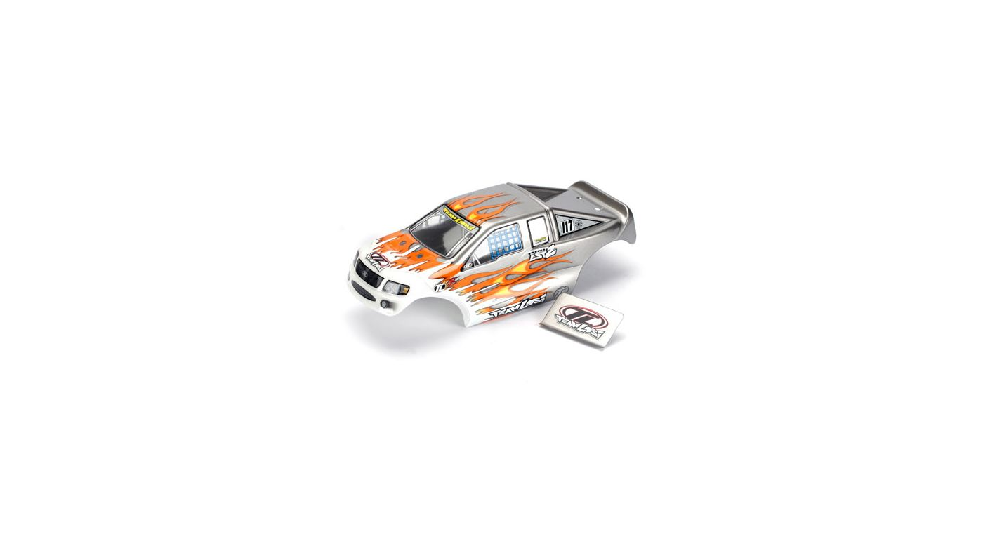 Image for Body, Silver: MLST2 from HorizonHobby