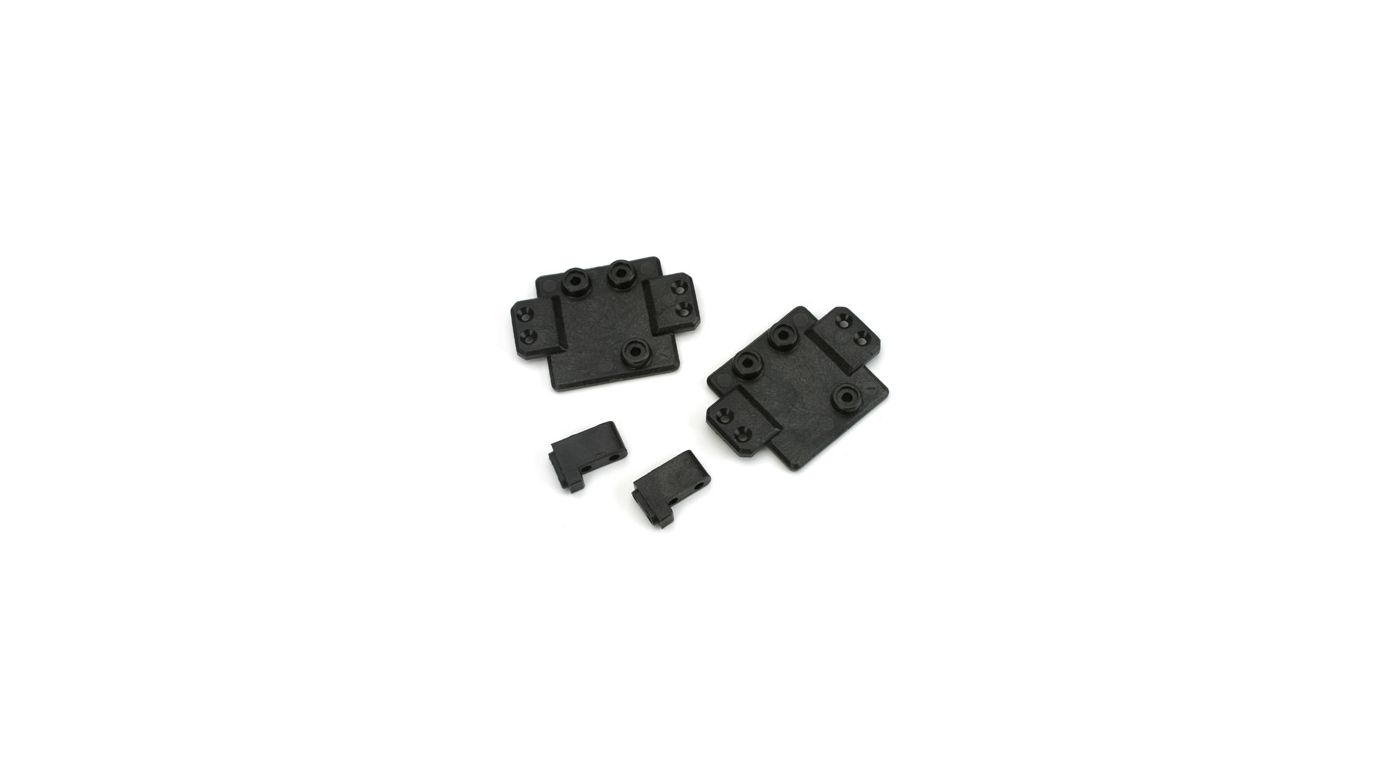 Image for Servo Plates & Mounts (2): MRC from HorizonHobby