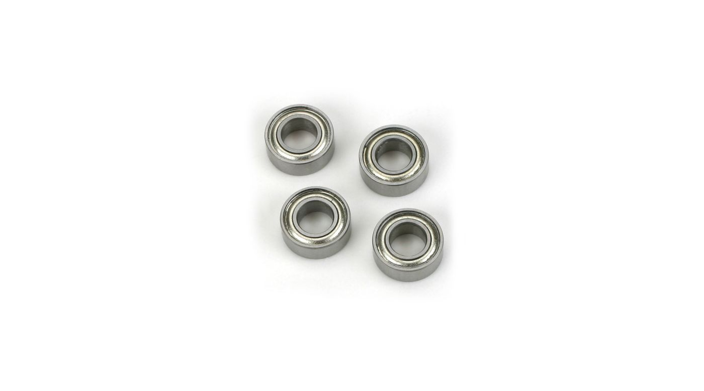 Image for 4x8x3 Ball Bearing, Axle (4): MRC from HorizonHobby