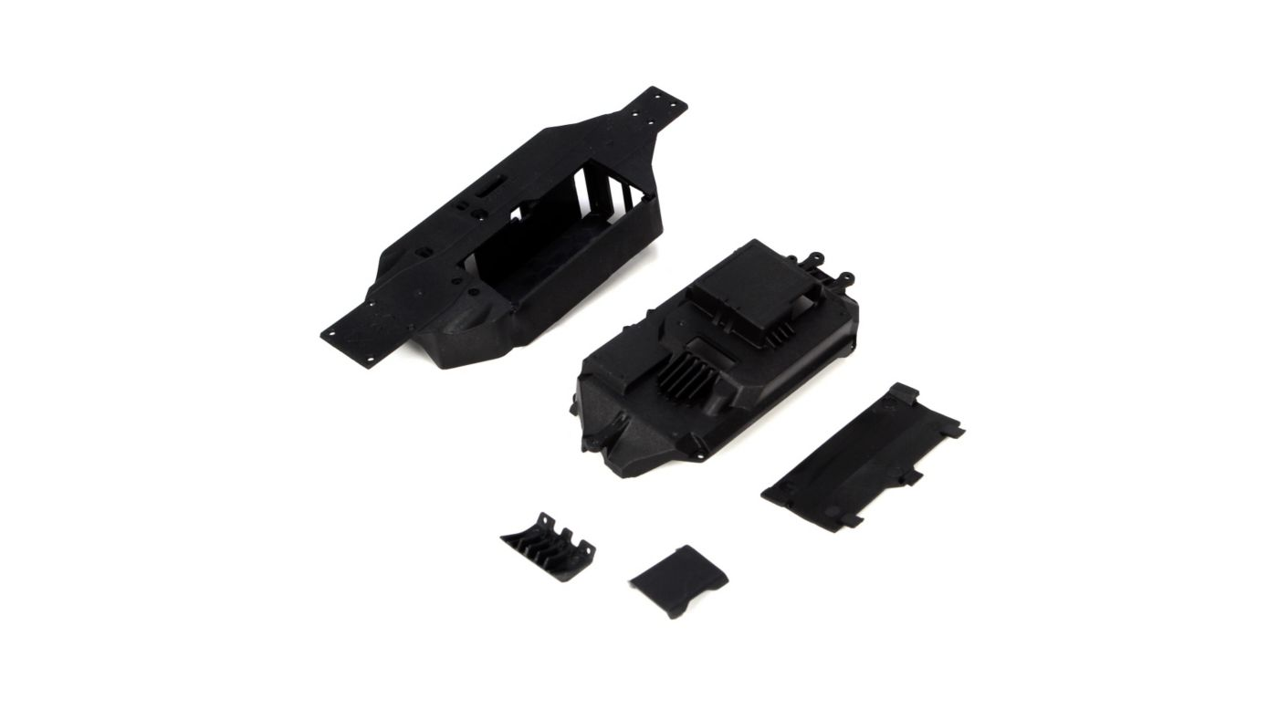 Image for Chassis & Bumper Set: Micro Truggy from HorizonHobby