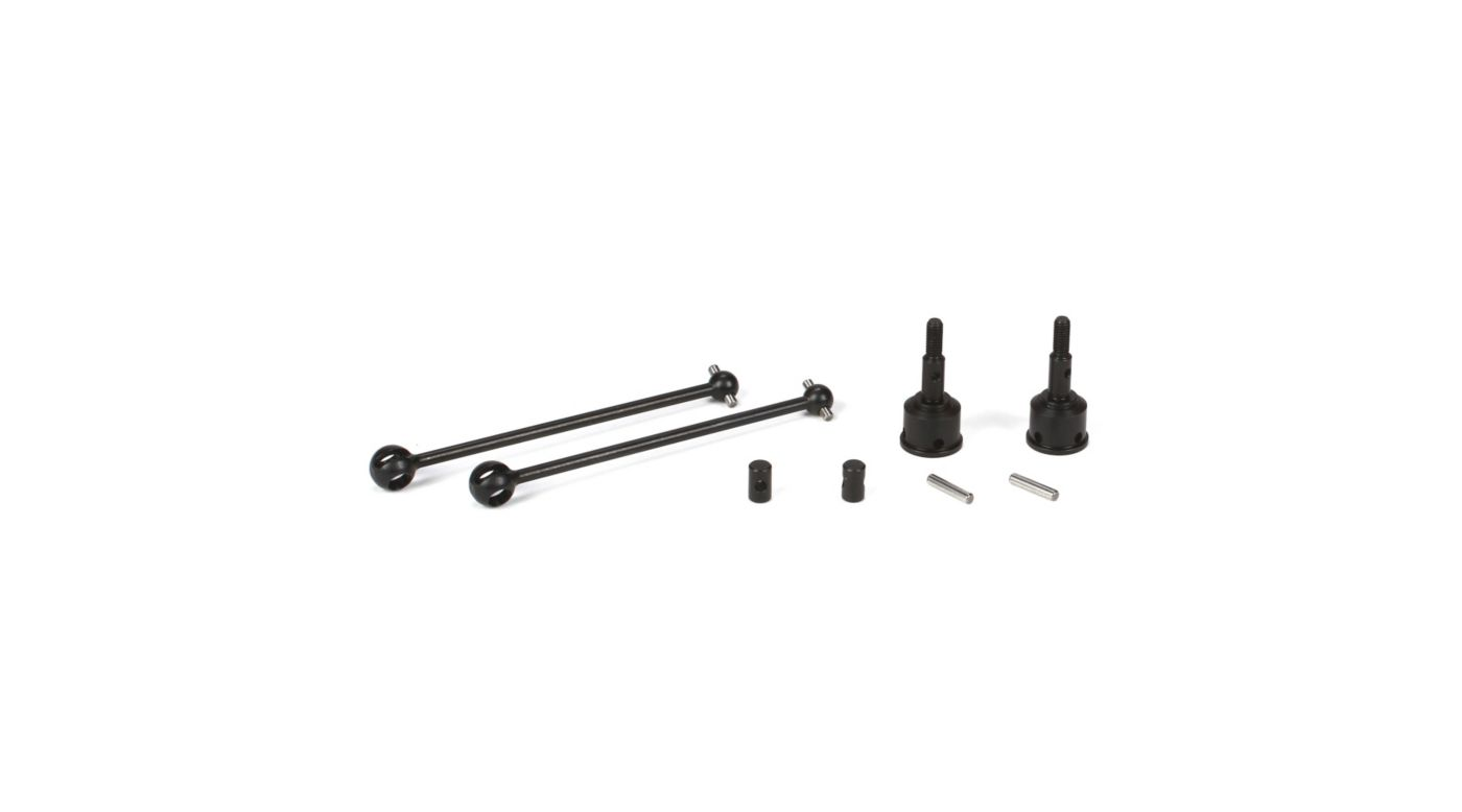 Image for Front CV Driveshaft Set (2): Mini 8IGHT from HorizonHobby