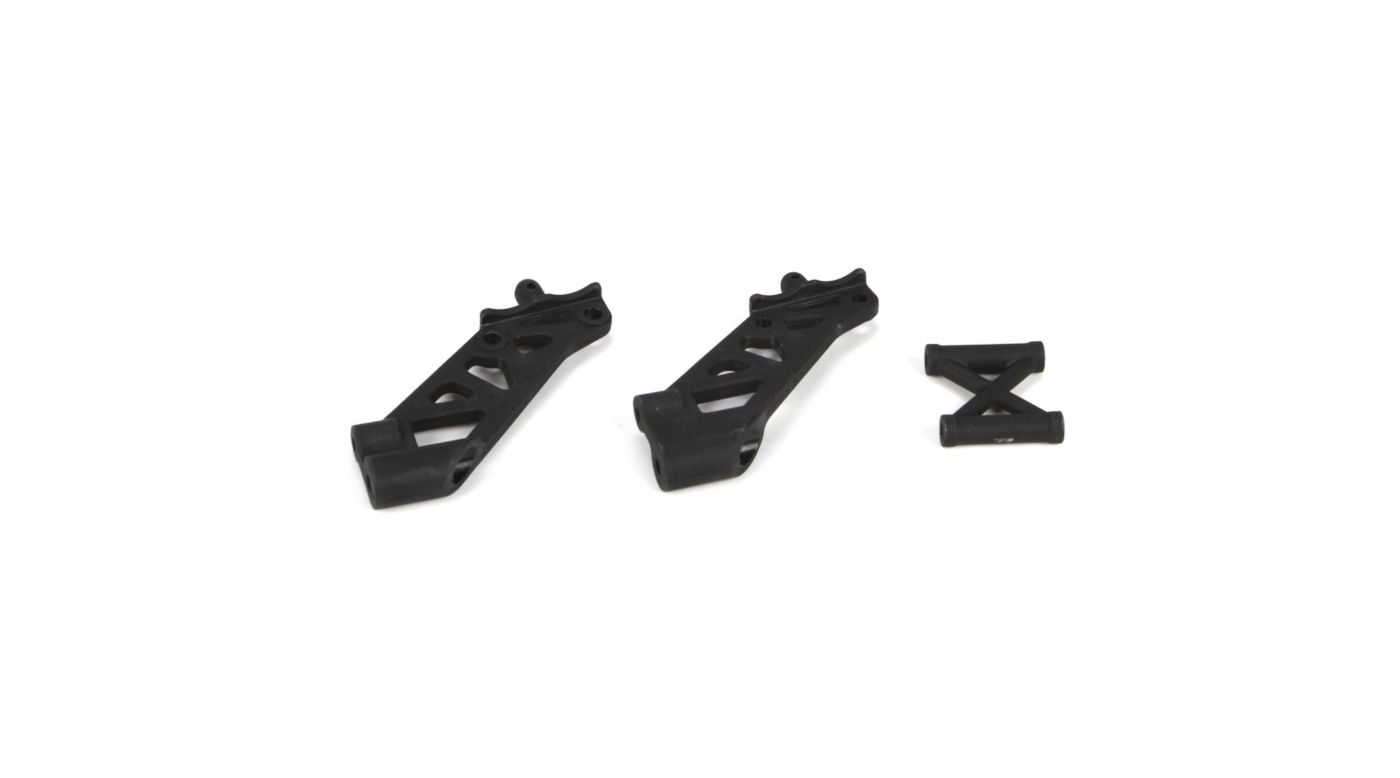 Image for Wing Mount & Brace Set: Mini 8IGHT from HorizonHobby