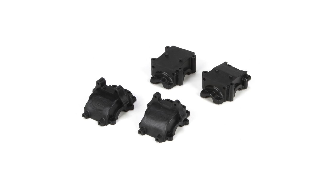 Image for Front: Rear Gearbox Set: Mini 8IGHT from HorizonHobby