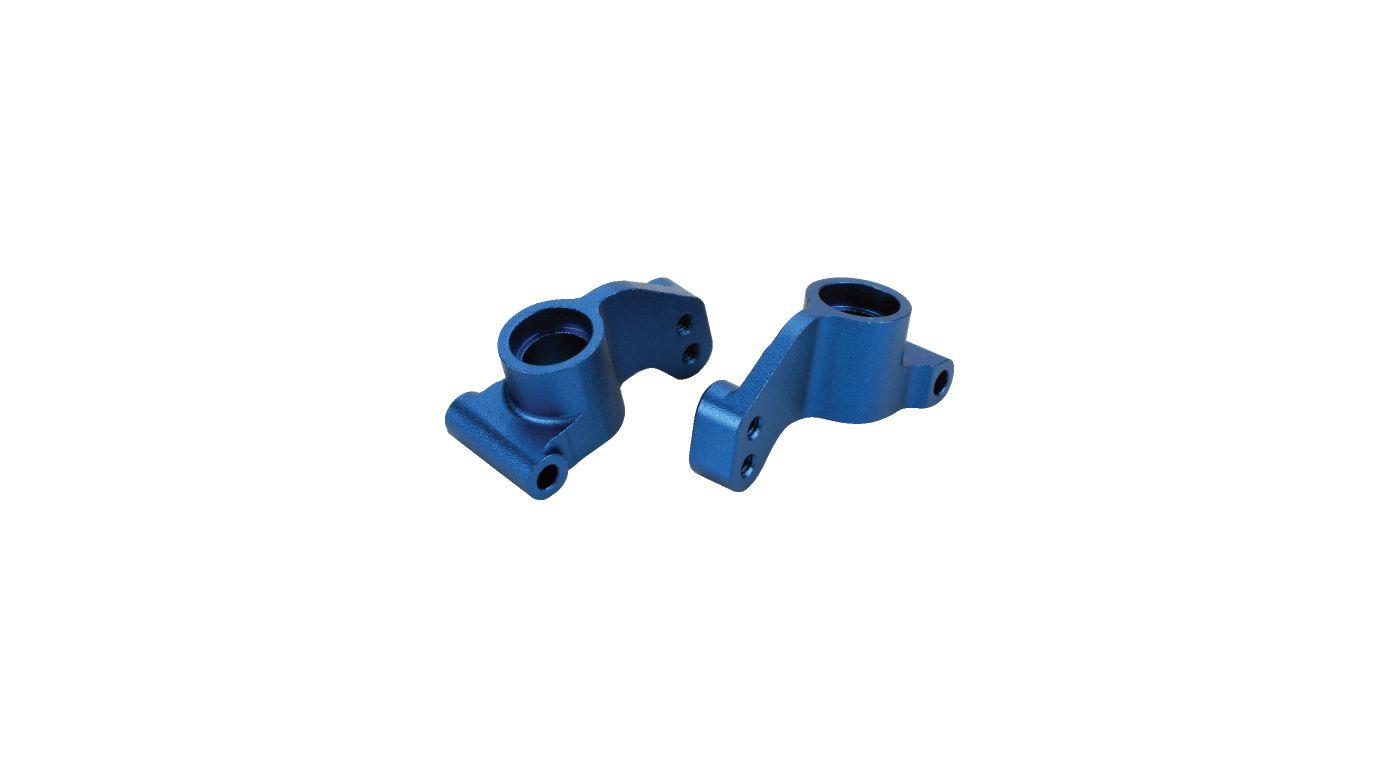 Image for Rear Hub Set, Aluminum: Slider, HRL from HorizonHobby