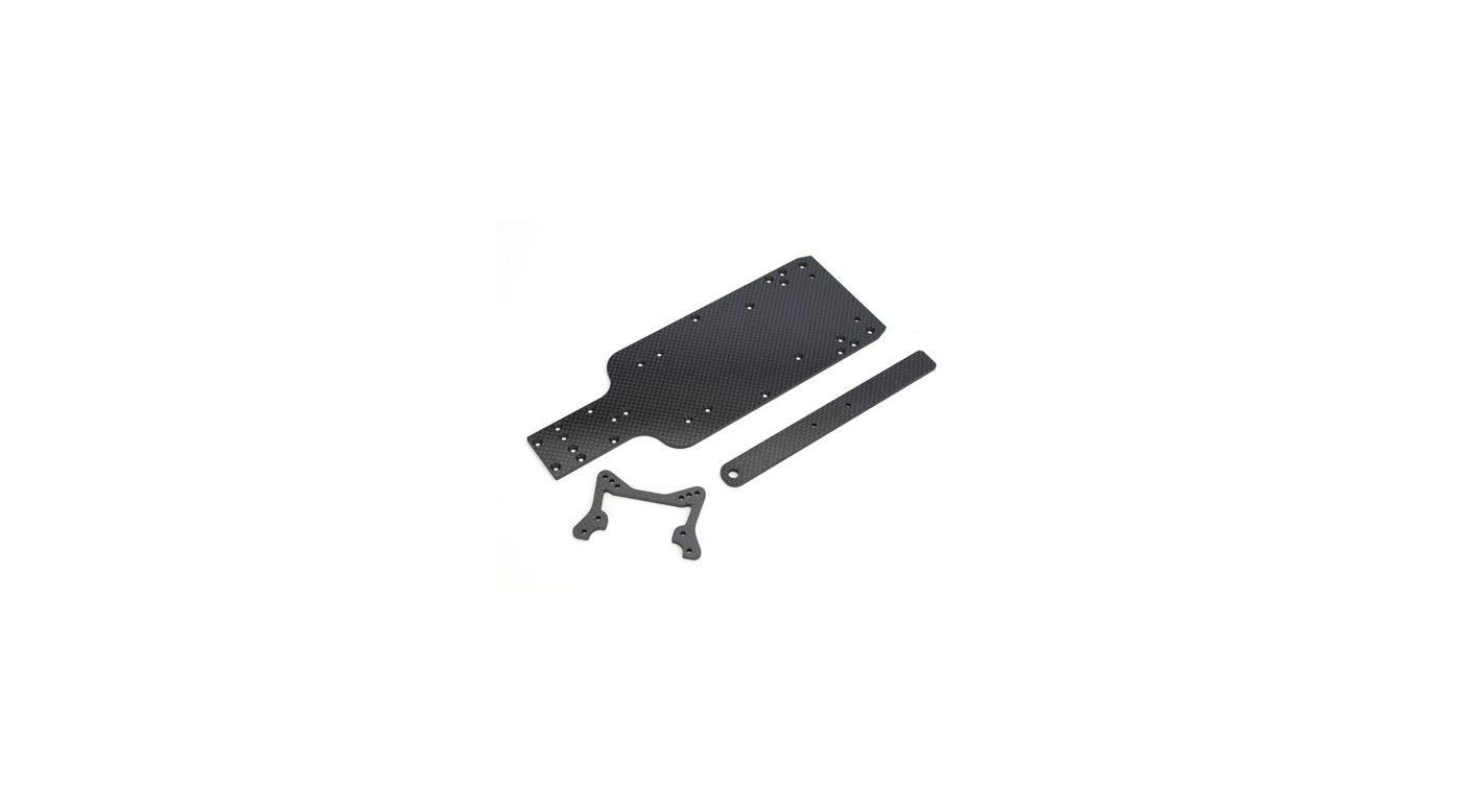 Image for 1/10 Slider Graphite Upgrade Kit from HorizonHobby