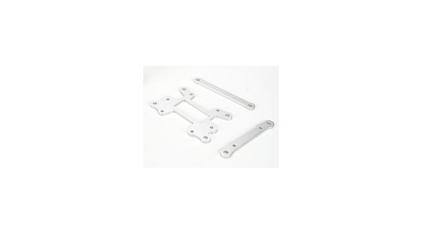 Image for Front/Rear Suspension Pin Brace Set: LST/2,AFT,MGB from HorizonHobby
