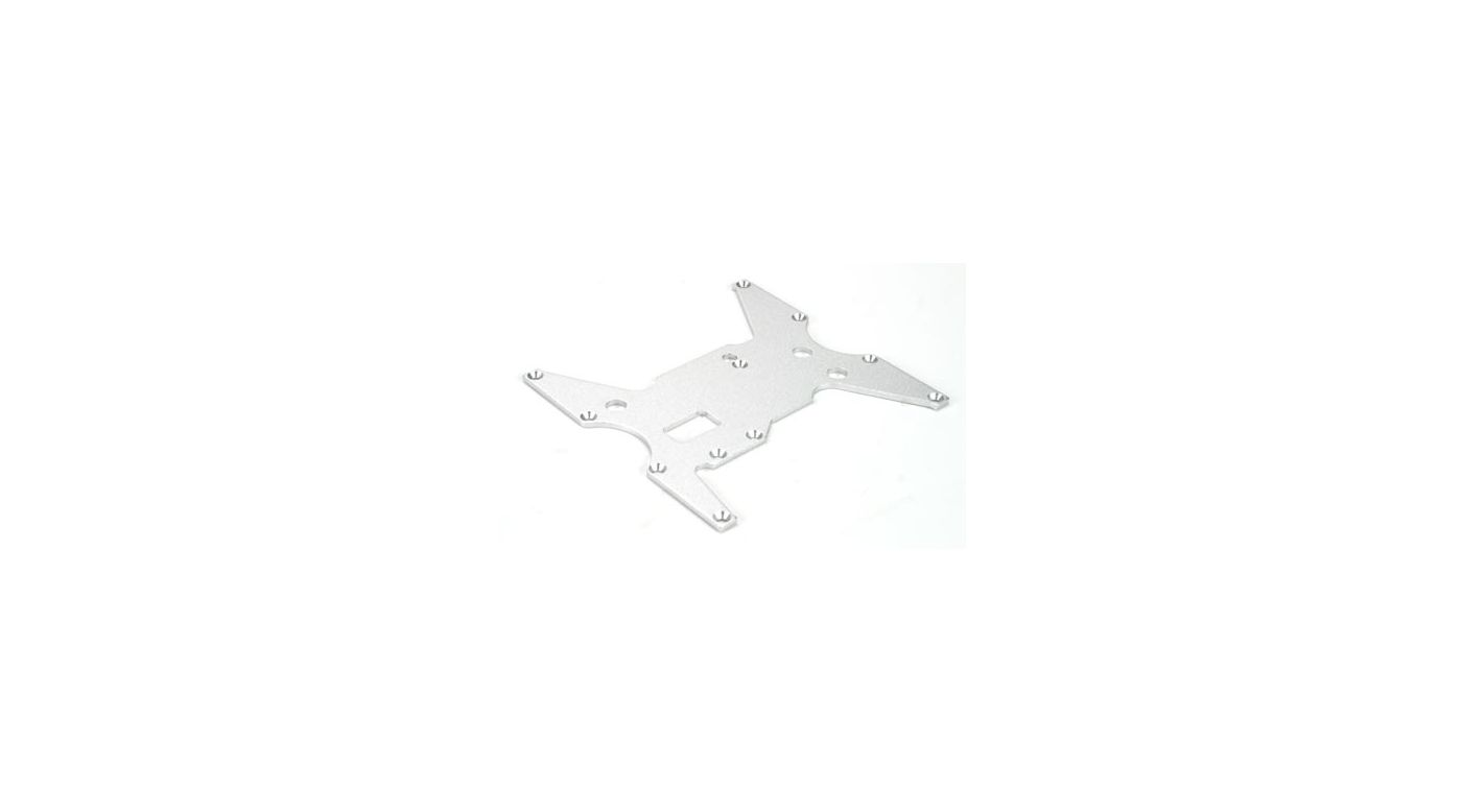 Image for Chassis Skid Plate: LST, LST2, AFT, MGB from HorizonHobby