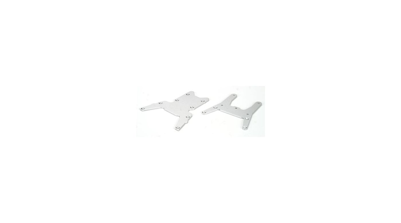 Image for Chassis Plates, Top & Bottom: LST, LST2, AFT, MGB from HorizonHobby