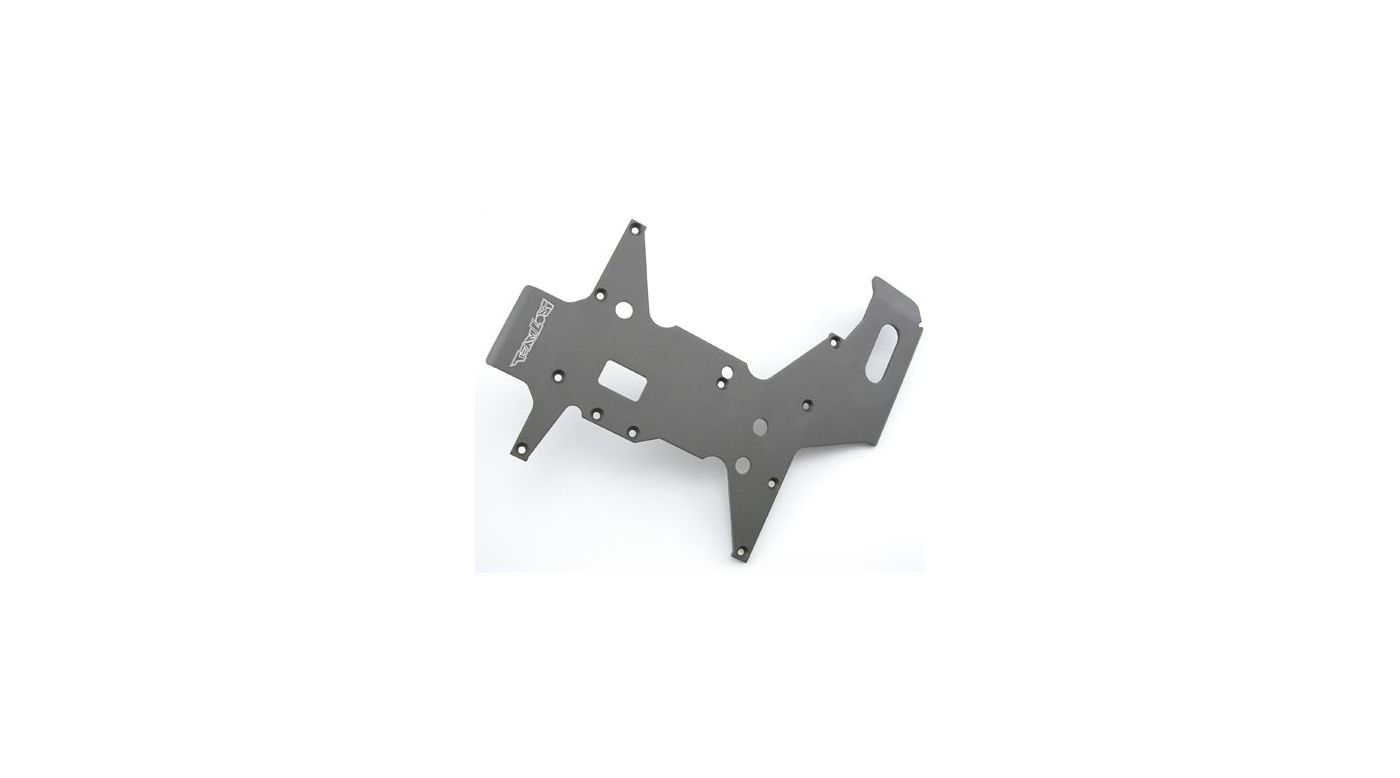 Image for HD Chassis Skid Plate, Hard Anod: LST,LST2,AFT,MGB from HorizonHobby