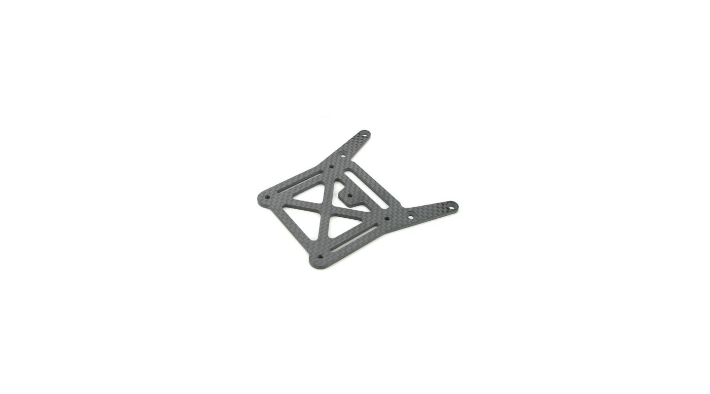 Image for High-Performance Top Plate, Graphite:LST/2,AFT,MGB from HorizonHobby