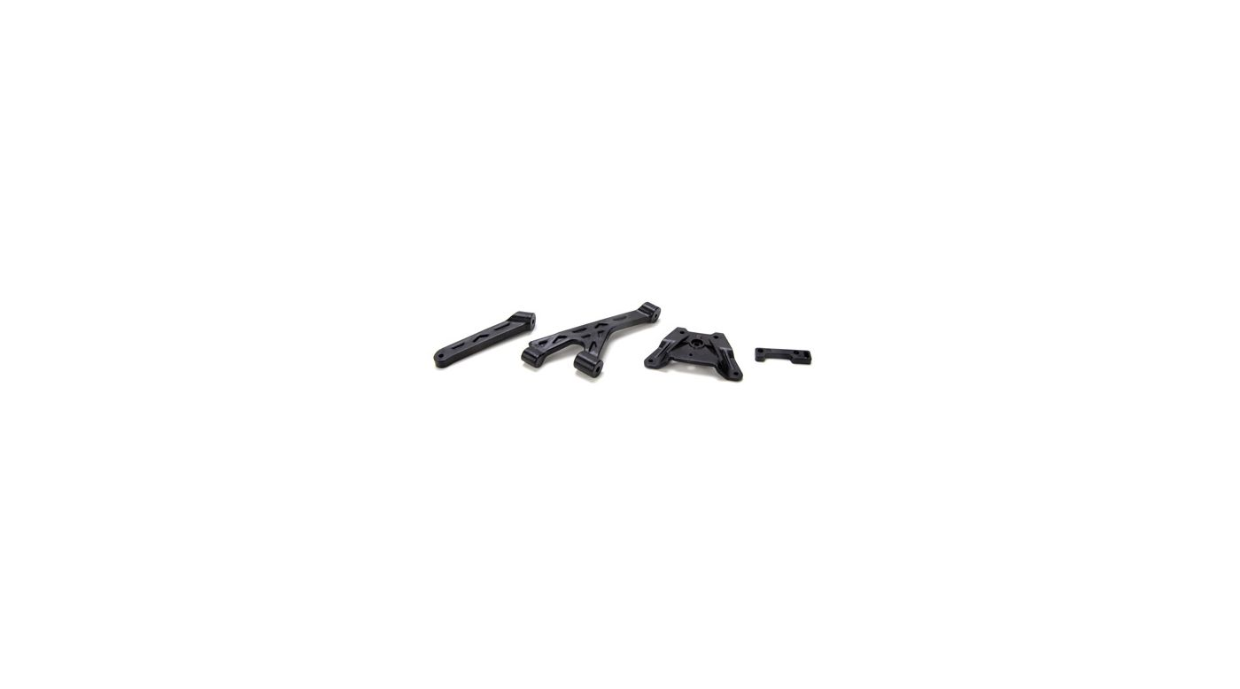 Image for Chassis Brace & Spacer Set (3): 10-T from HorizonHobby