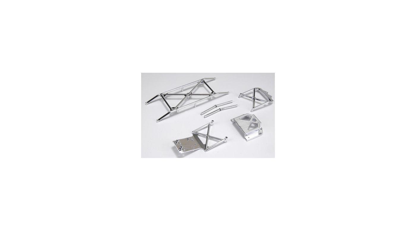 Image for Ladder Brace Assembly, Chrome: HRL from HorizonHobby