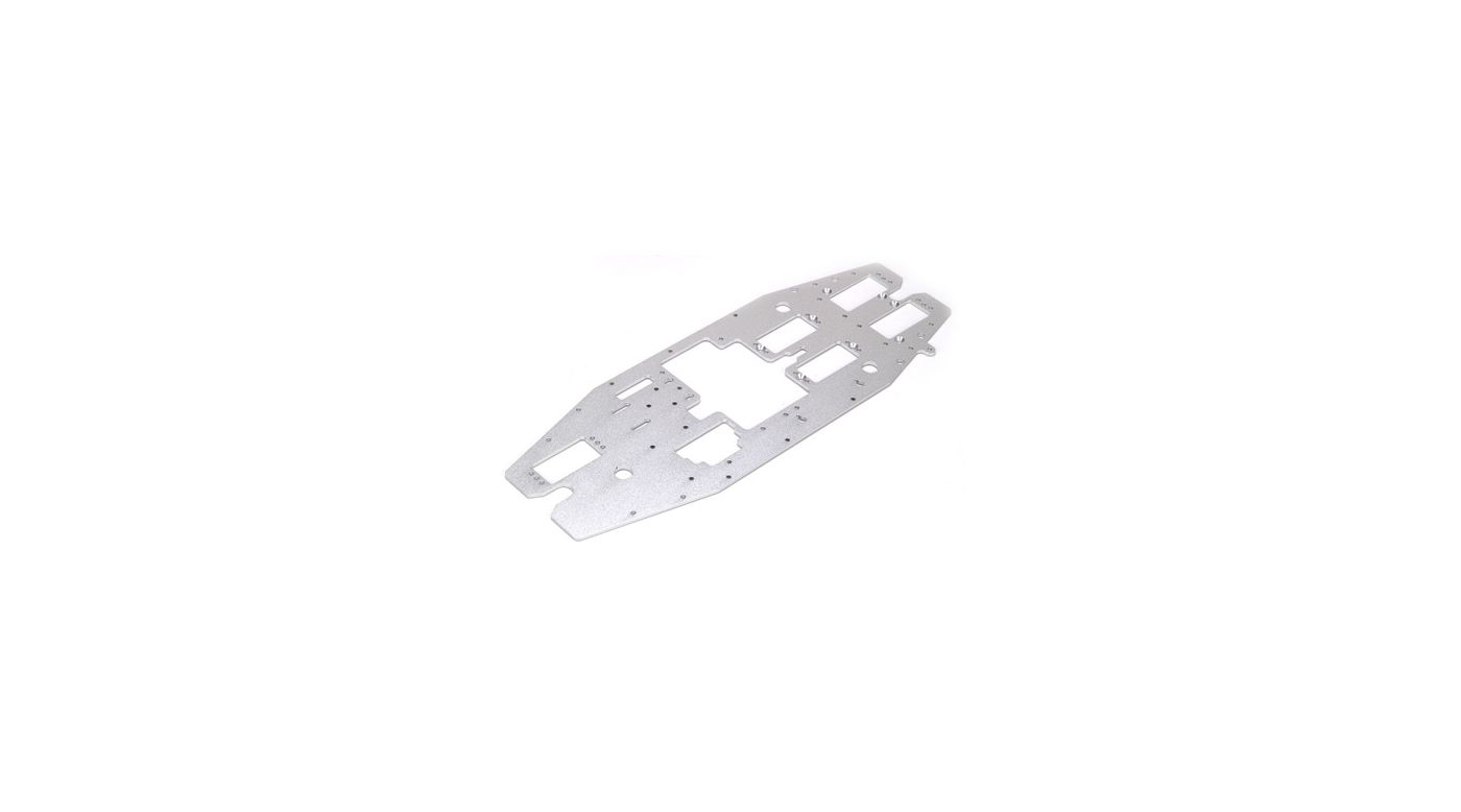 Image for Main Chassis Plate, Long: XXL from HorizonHobby