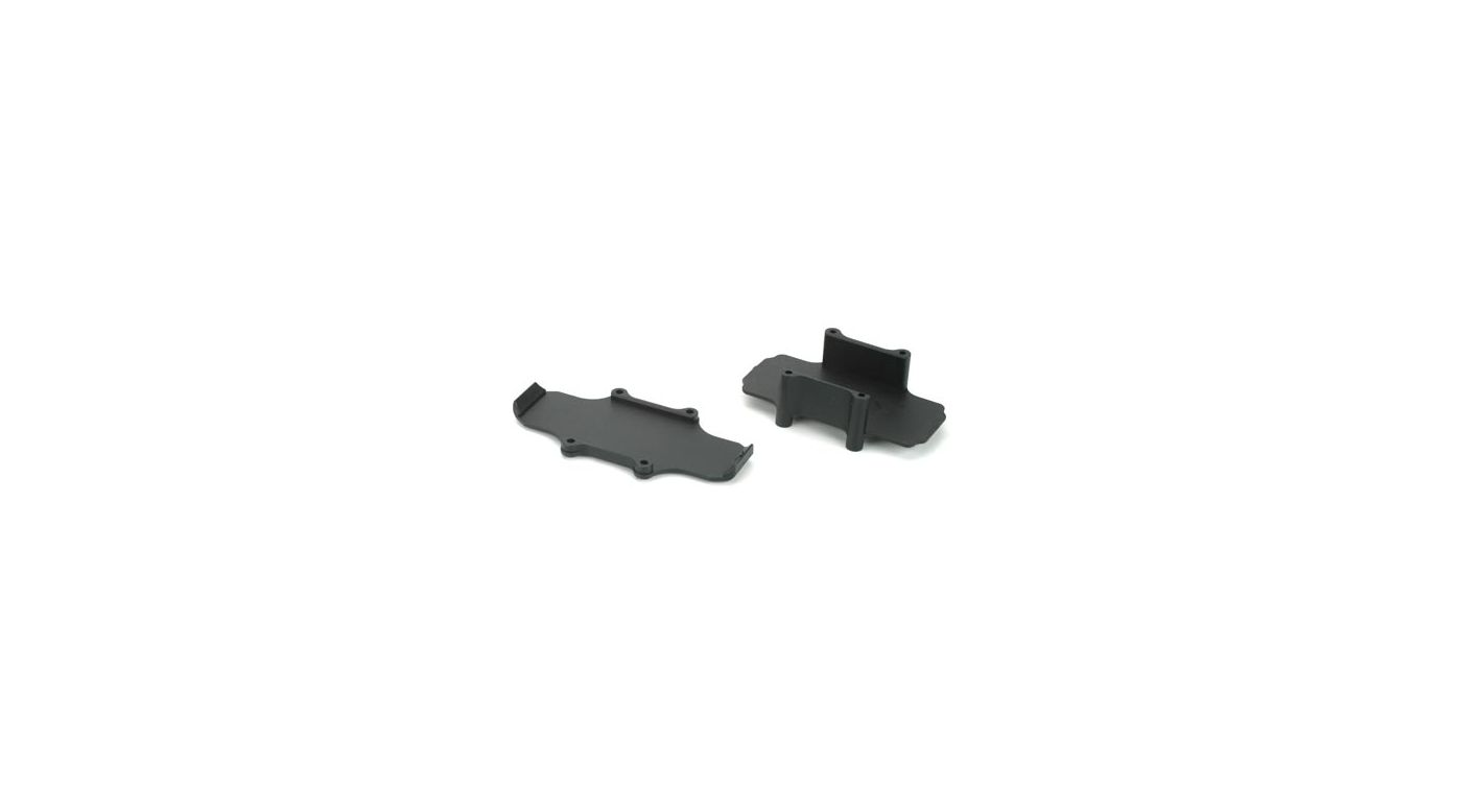 Image for Battery Mount Set: LST, LST2, AFT, MUG, MGB from HorizonHobby