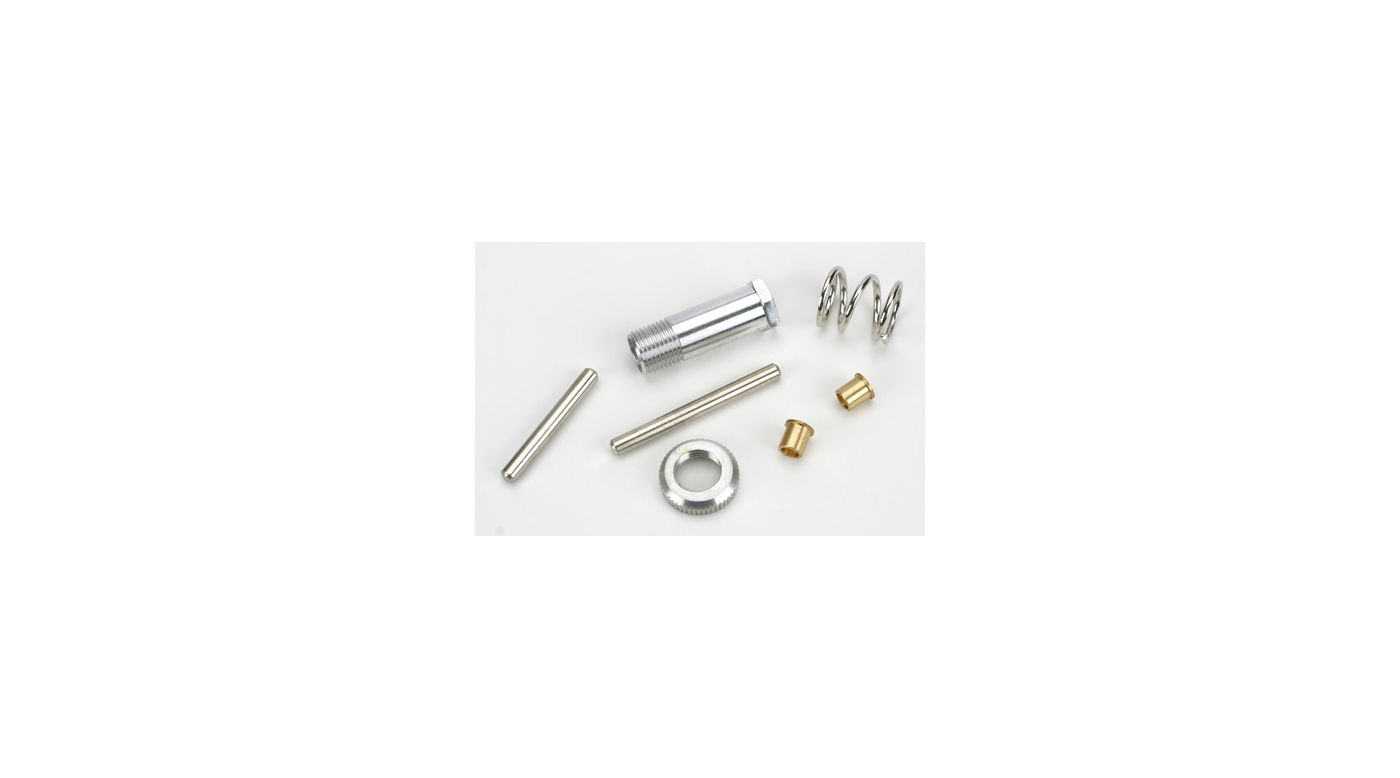 Image for Servo Saver Metal Parts:Slider,Strike from HorizonHobby
