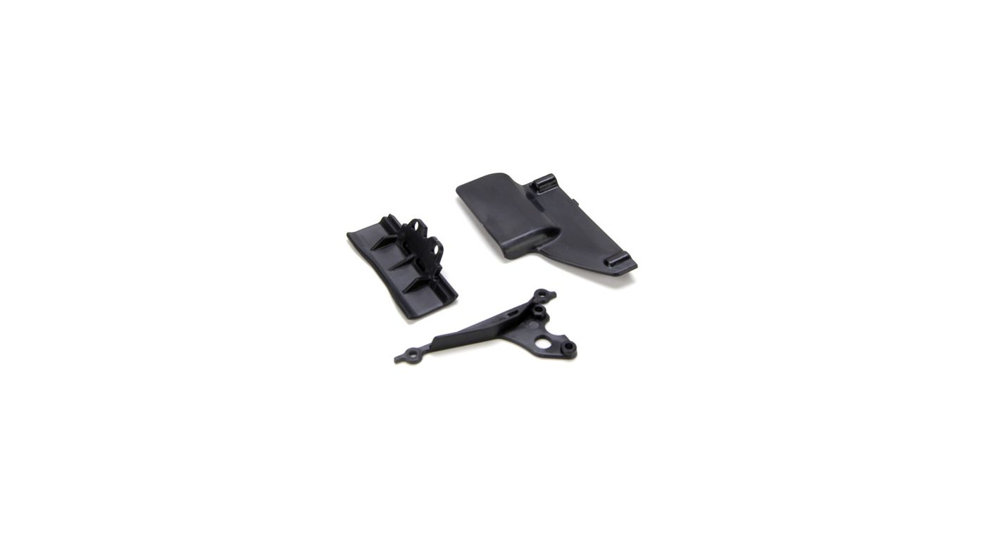Image for Front Bumper & Tank Guard Set: 10-T from HorizonHobby