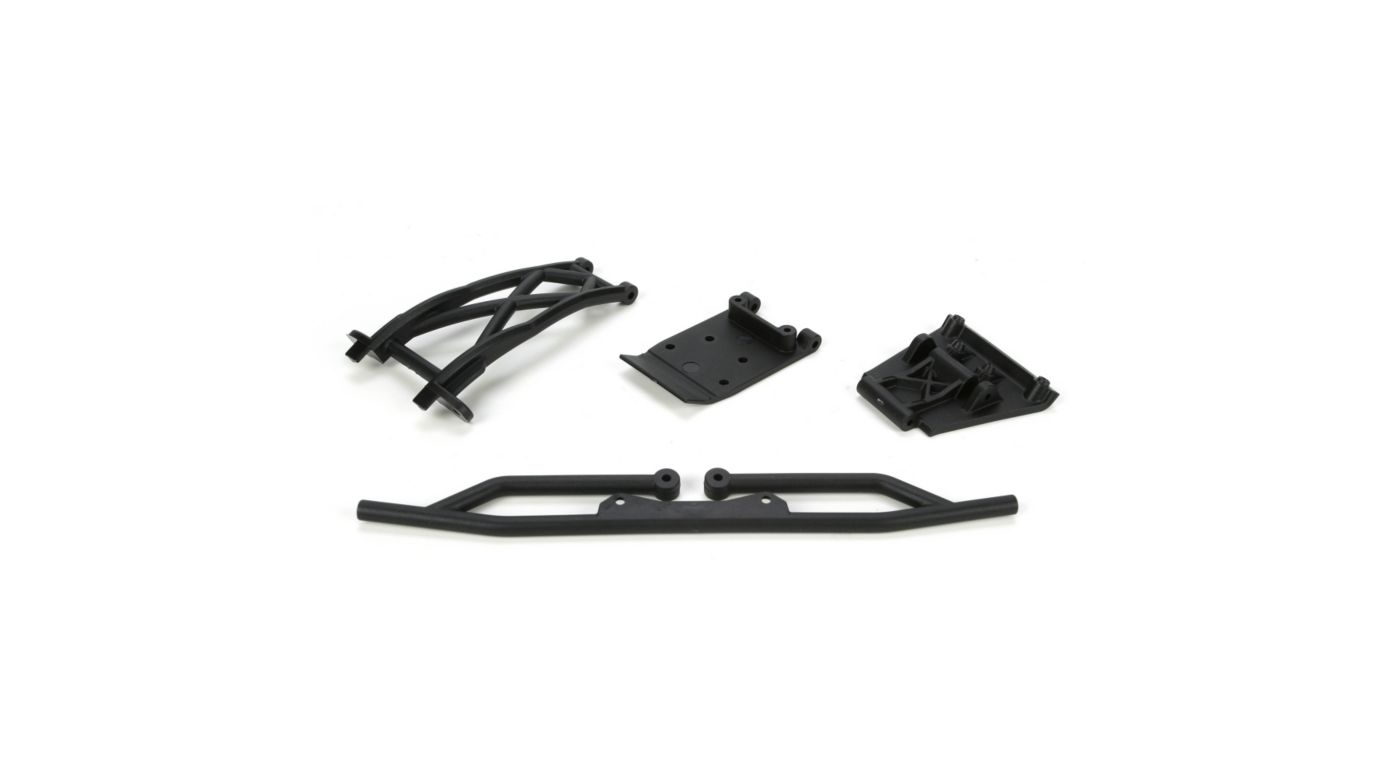 Image for Front Bumper Set: XXX-SCT from HorizonHobby
