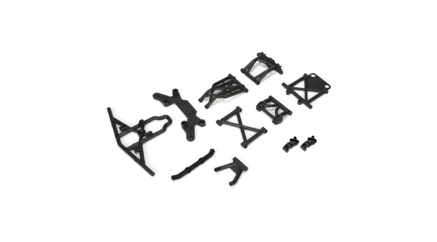Image for Bumper/Brace Set: XXX-SCB from HorizonHobby