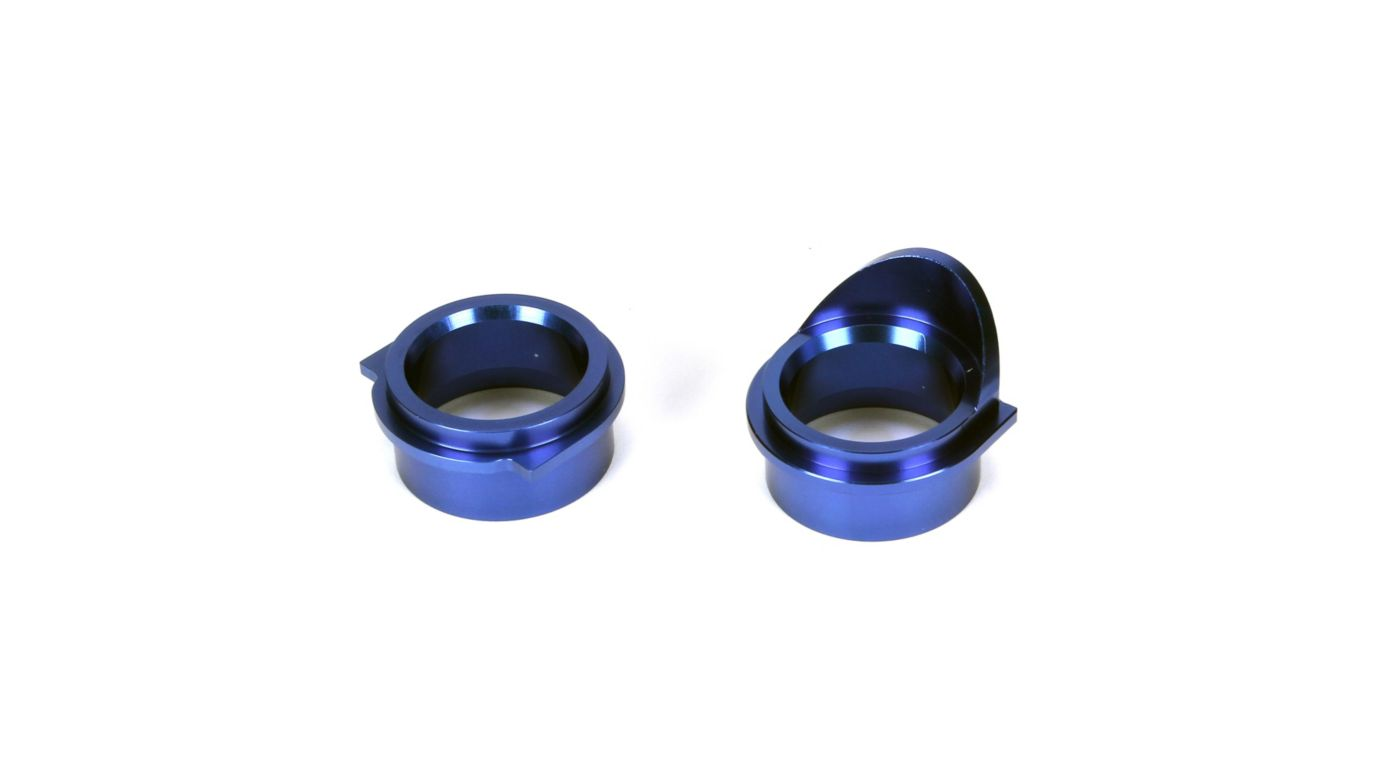 Image for Alum Bearing Inserts (2) Rear Diff, Blue: 5IVE-T, MINI WRC from HorizonHobby