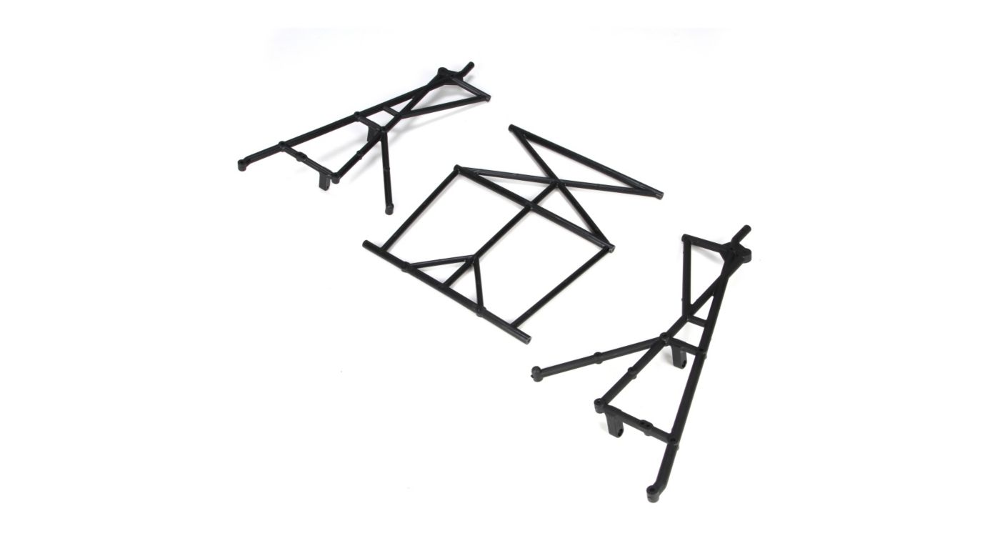 Image for Rear Top & Side Cage Set: 5IVE-T from HorizonHobby