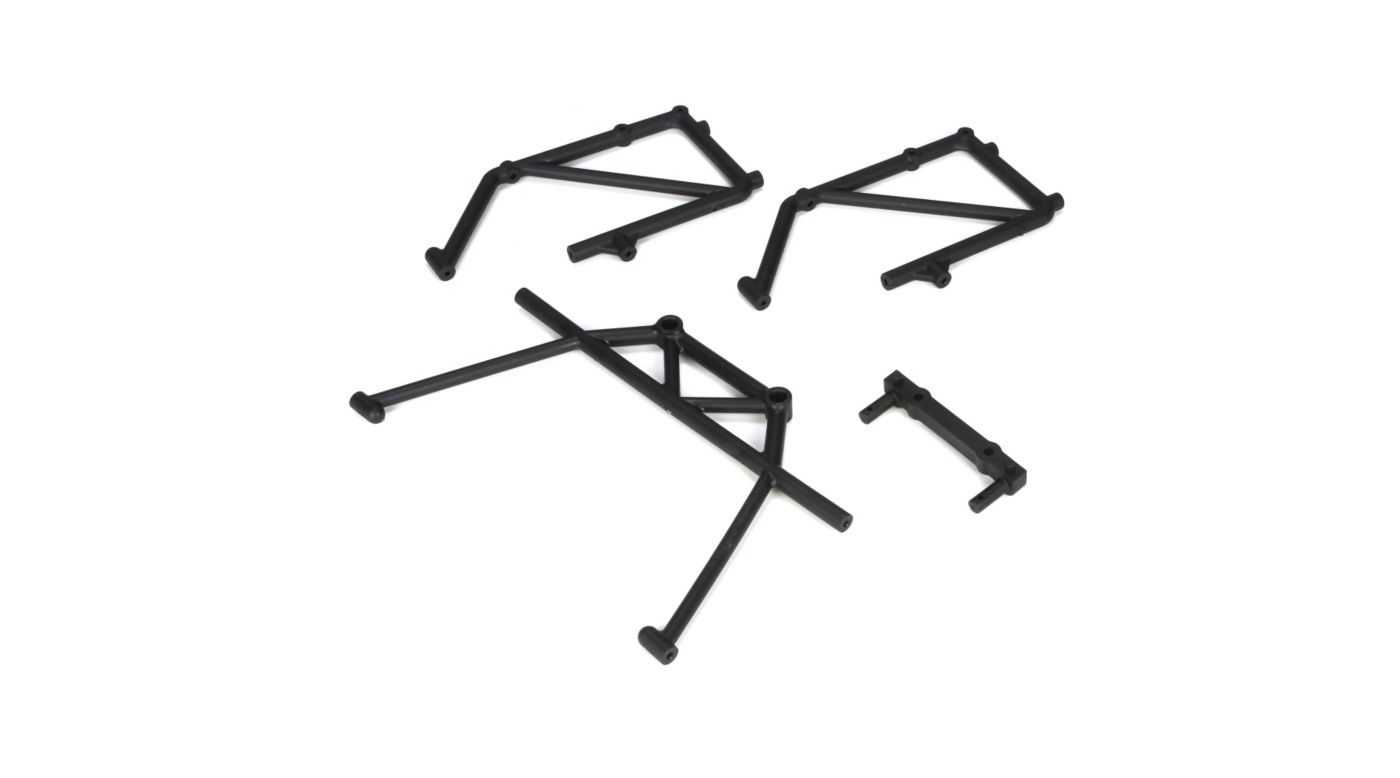 Image for Rear Cage Mount & Fender Brace Set (4): 5IVE-T from HorizonHobby