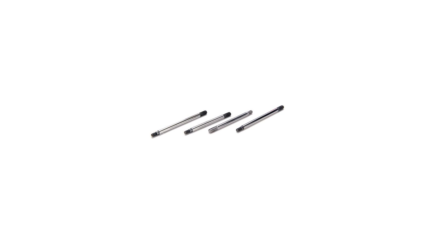 Image for Fr/R Shock Shaft Set (4): 10-T from HorizonHobby