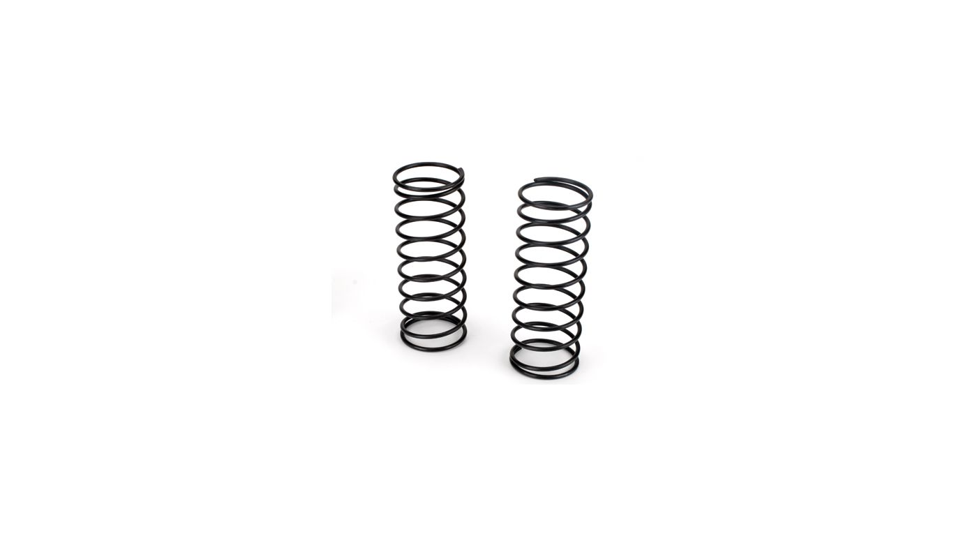 Image for Shock Spring, Black (Pr): AFT, MGB from HorizonHobby