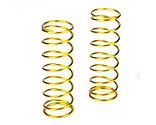 Losi - Front Springs 10.3 lb Rate, Gold (2): 5IVE-T