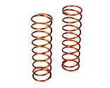 Losi - Front Springs 14.2lb. Rate, Orange(2): 5IVE-T
