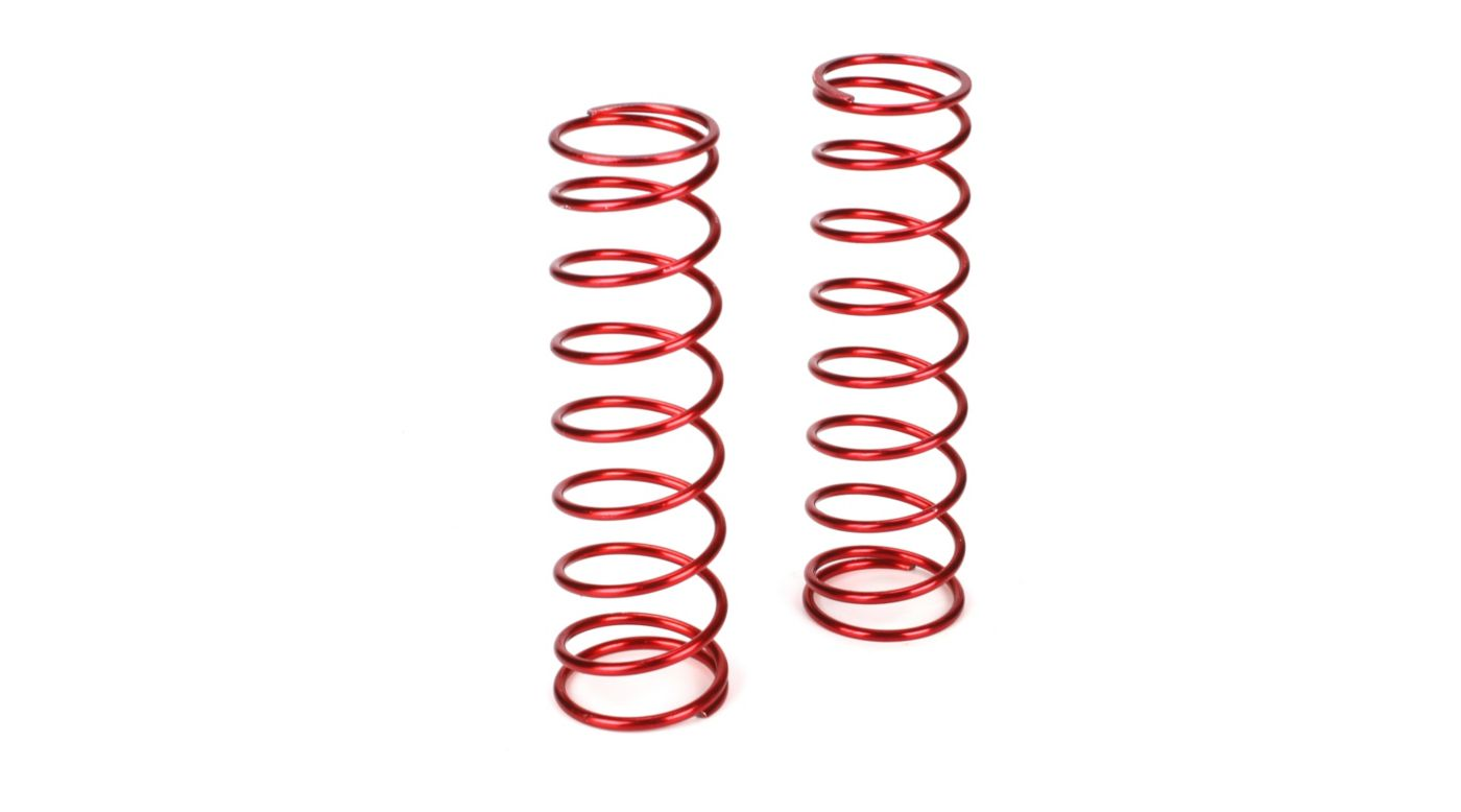 Image for Rear Springs 9.3lb Rate, Red (2): 5IVE-T from HorizonHobby