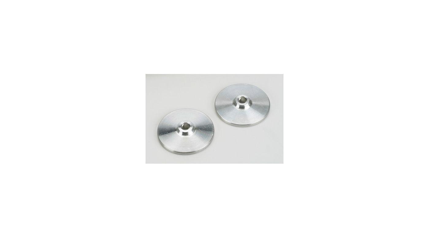 Image for Slipper Plates (Pr): Slider, HRL,Strike from HorizonHobby