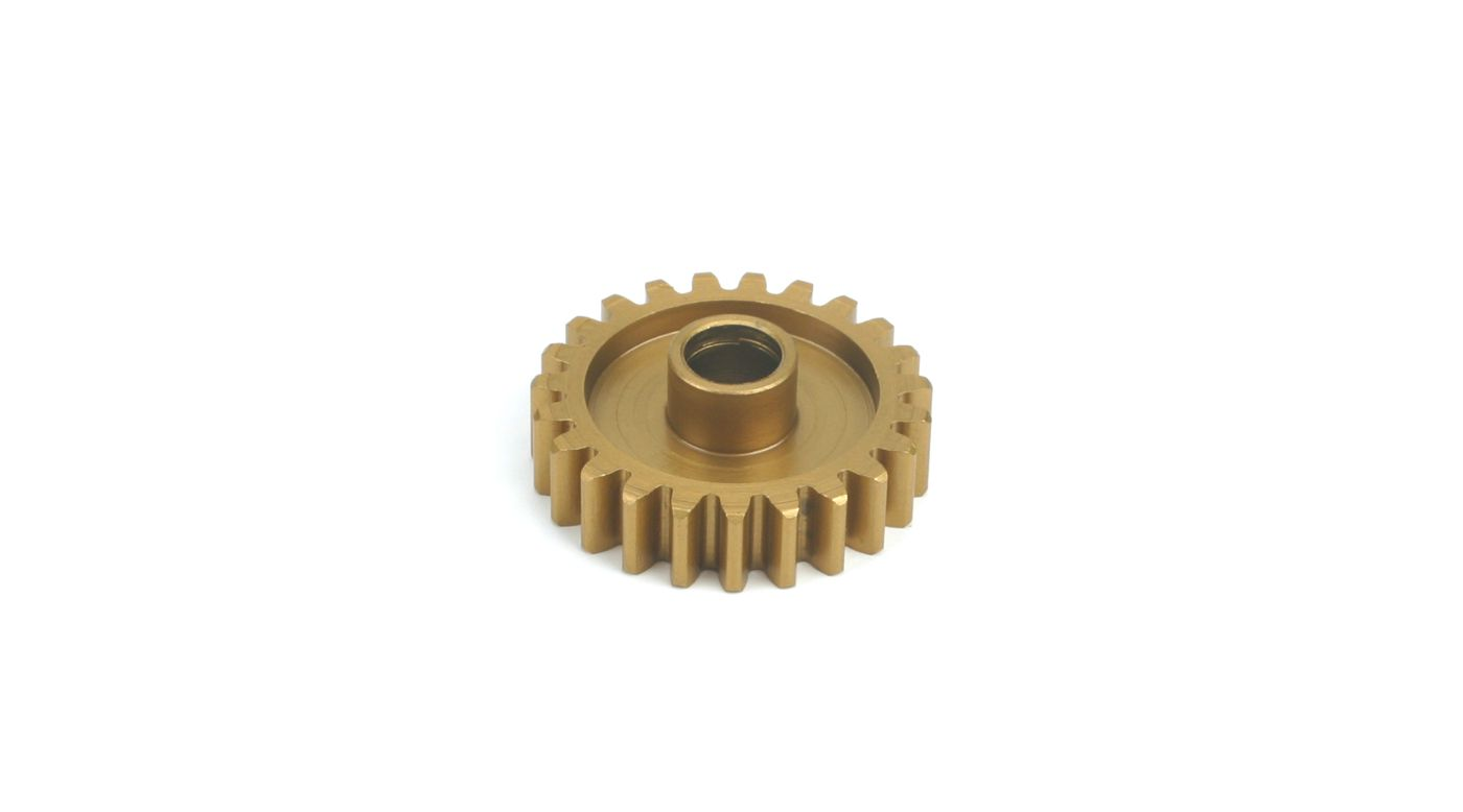 Image for Forward Only Counter Gear, 23T,TiNi: LST/2,AFT,MGB from HorizonHobby