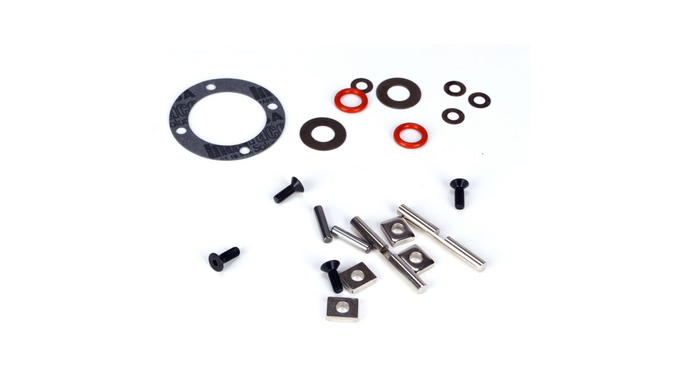 Image for Differential Seal & Hardware Set (1): 5IVE-T, MINI WRC from HorizonHobby