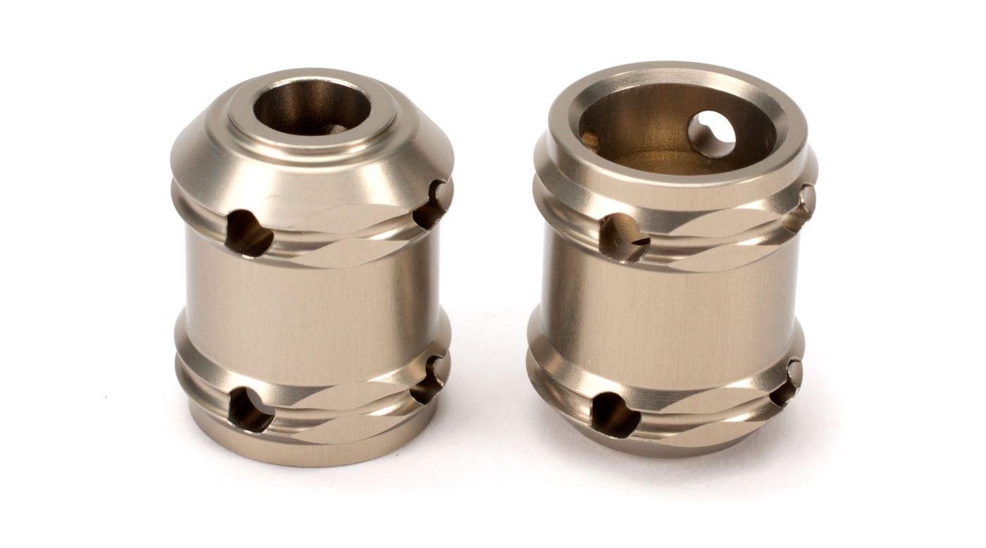 Image for Pinion Coupler Set, Aluminum Hard Anodized (2): 5IVE-T, MINI WRC from HorizonHobby