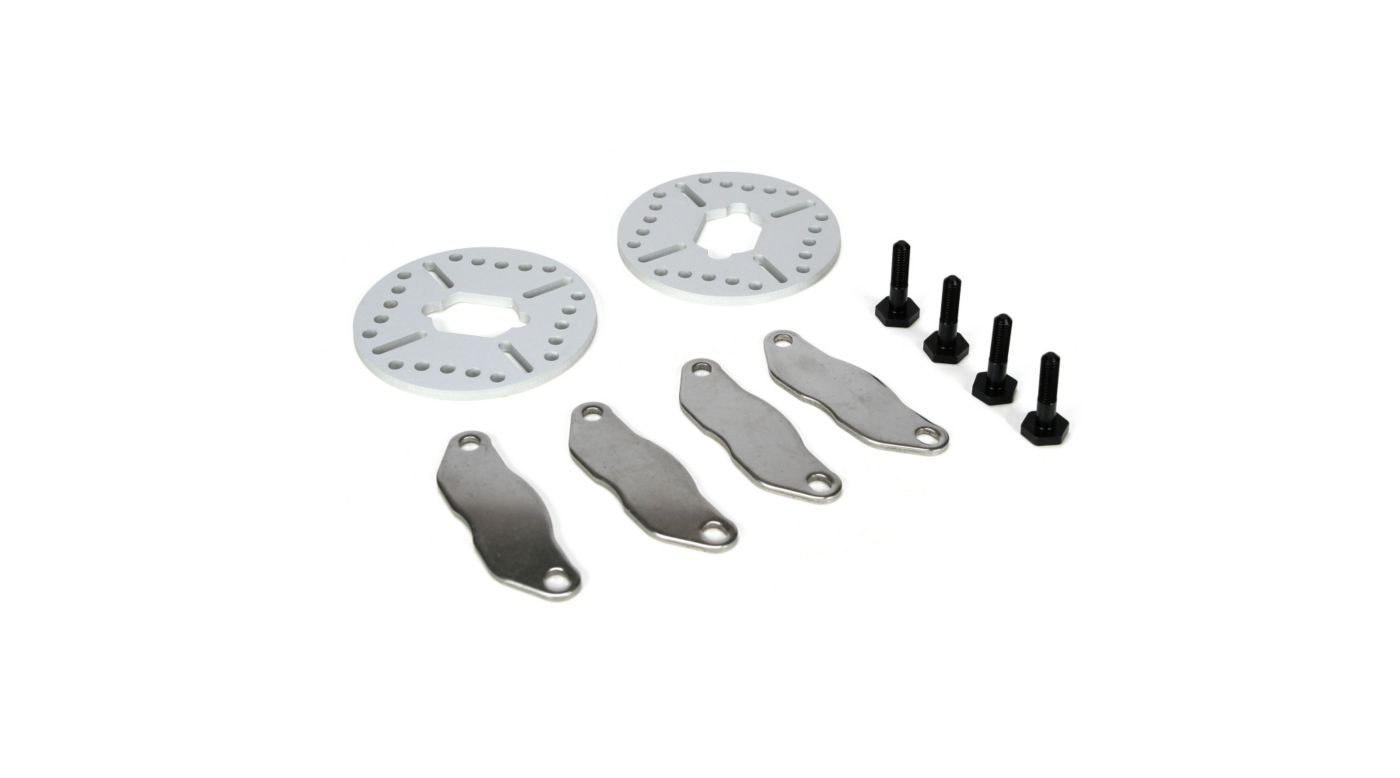 Image for Brake Disk, Pad & Screw Set: 5IVE-T, MINI WRC from HorizonHobby
