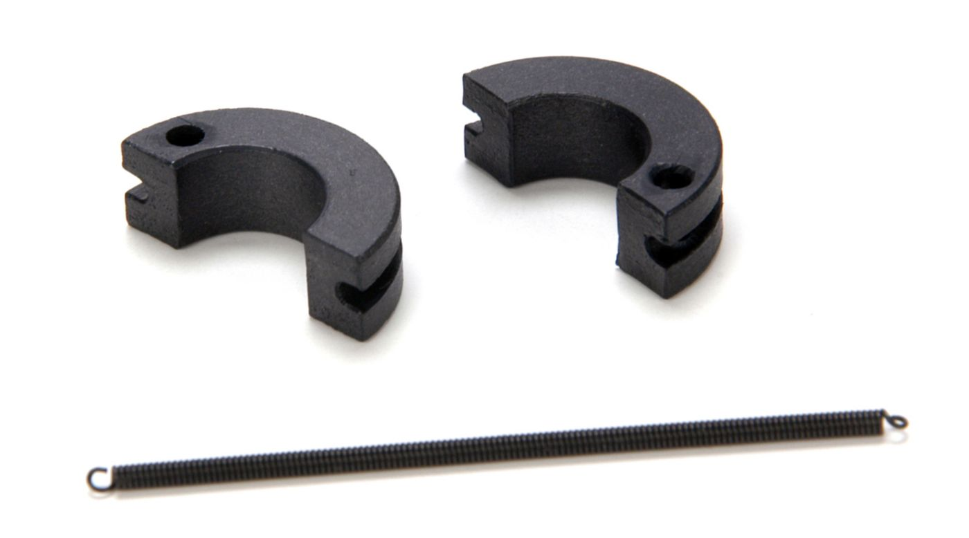 Image for Clutch Shoes & Spring: 10-T from HorizonHobby