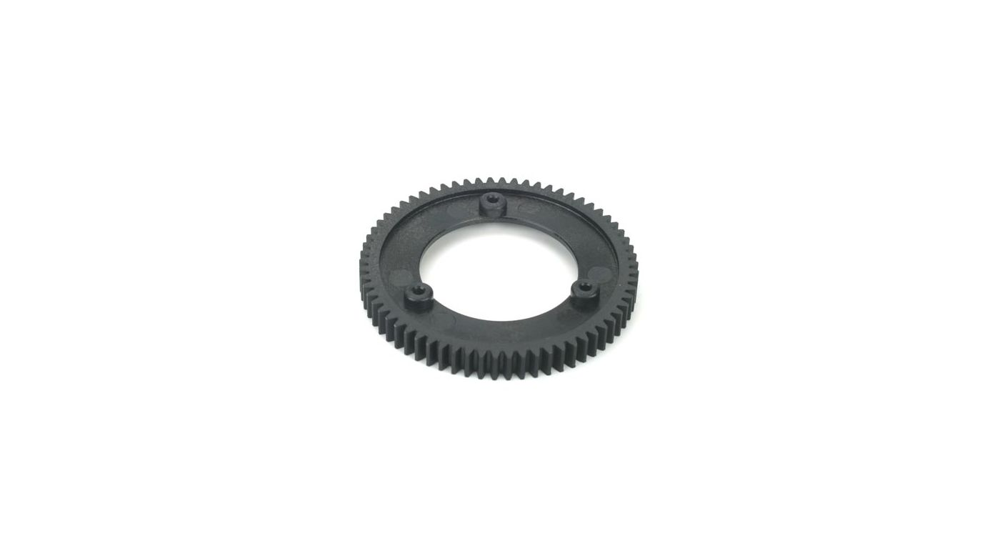 Image for 66T Spur Gear-Use with 22T Pinion: LST/2, XXL/2 from HorizonHobby
