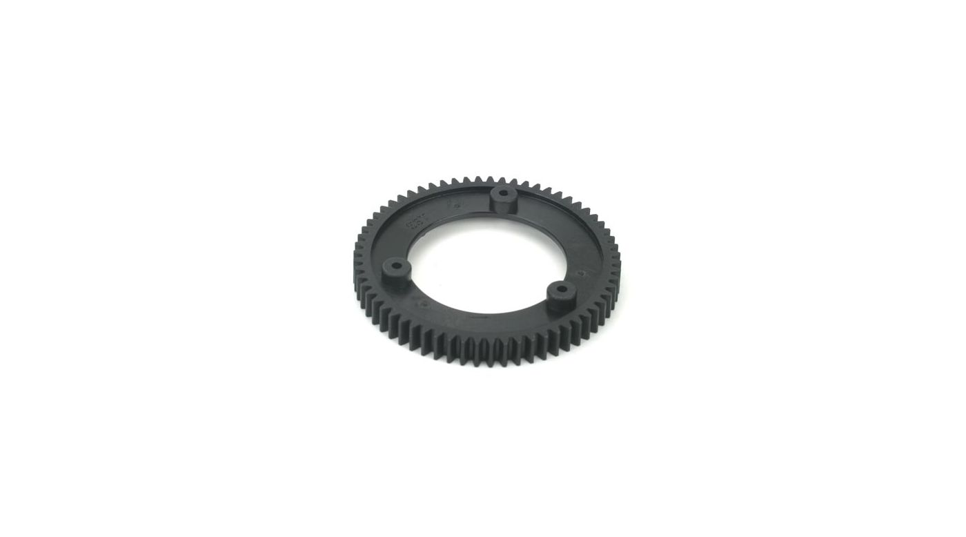 Image for 63T Spur Gear, High Speed: LST/2, XXL/2 from HorizonHobby