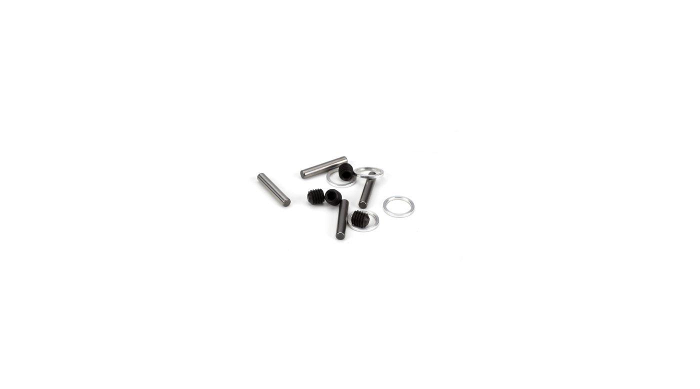 Image for 17mm Hex Adapter Hardware: LST2, MUG, XXL/2 from HorizonHobby