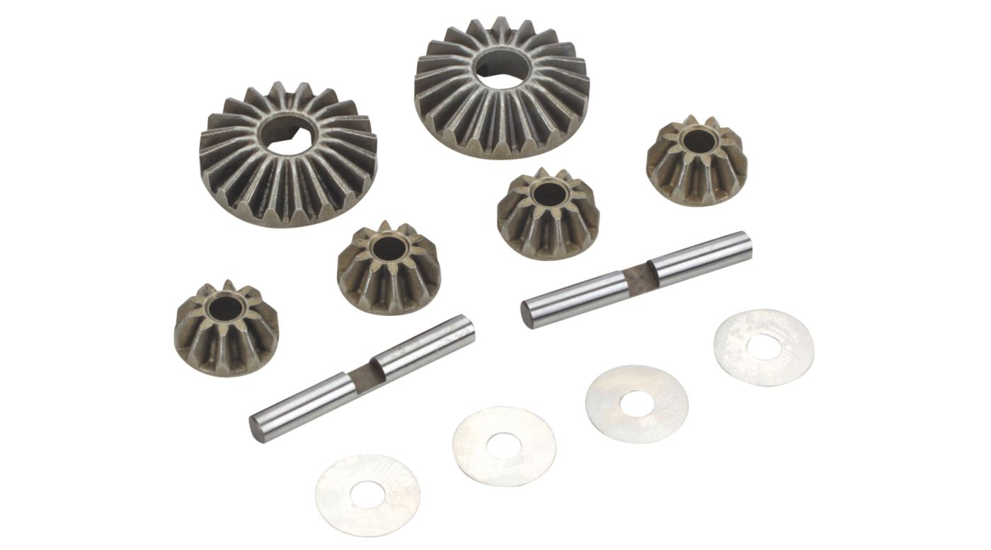Image for Front/Rear Diff Bevel Gear Set: LST/2, LST 3XL-E from HorizonHobby