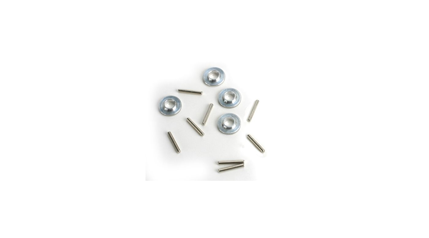 Image for Rear Axle Drive Pins & Spacers: Slider, HRL from HorizonHobby