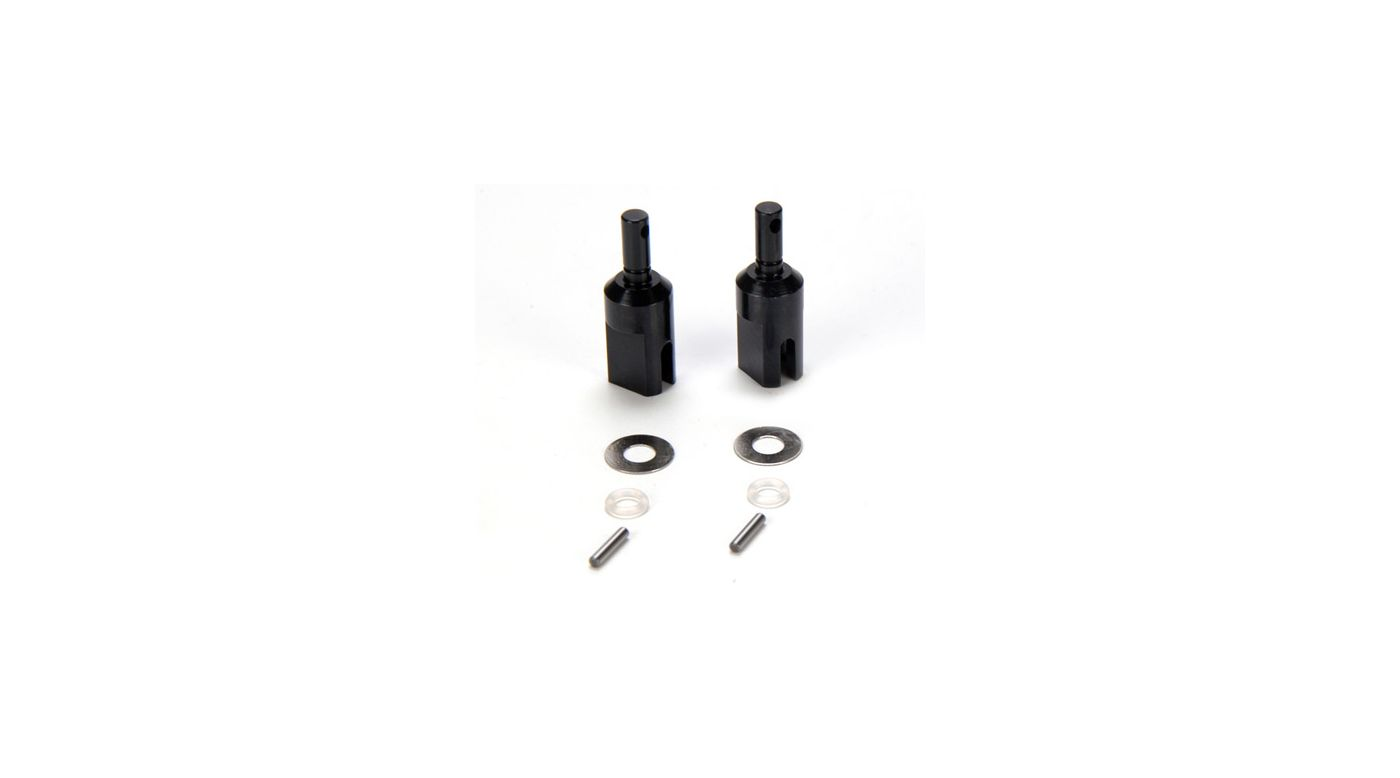 Image for Center Diff Outdrive Set (2): 10-T from HorizonHobby