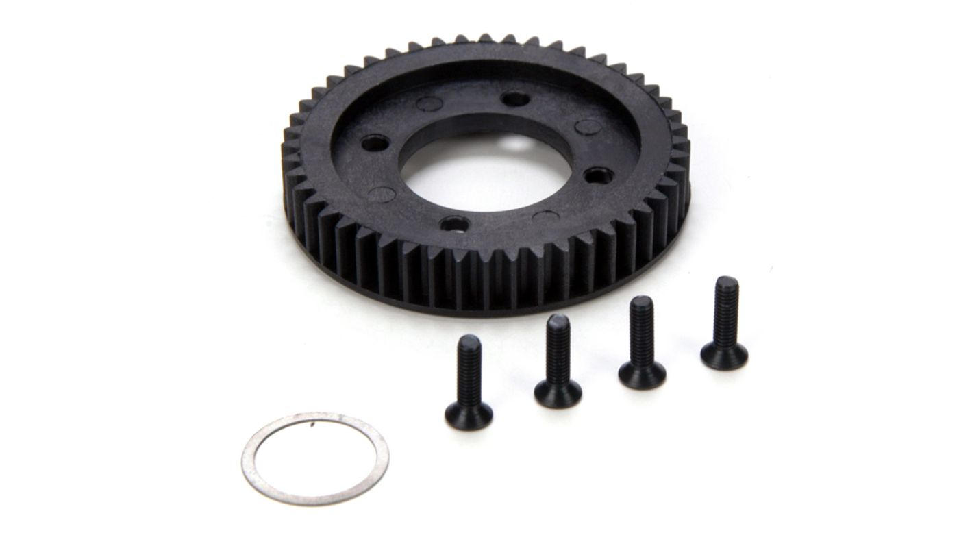 Image for 48T Center Diff Spur Gear & Hardware: 10-T from HorizonHobby