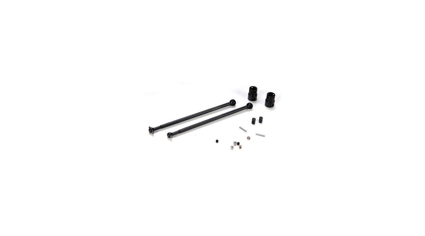 Image for Center CV Driveshaft Set: NCR, NCR SE from HorizonHobby