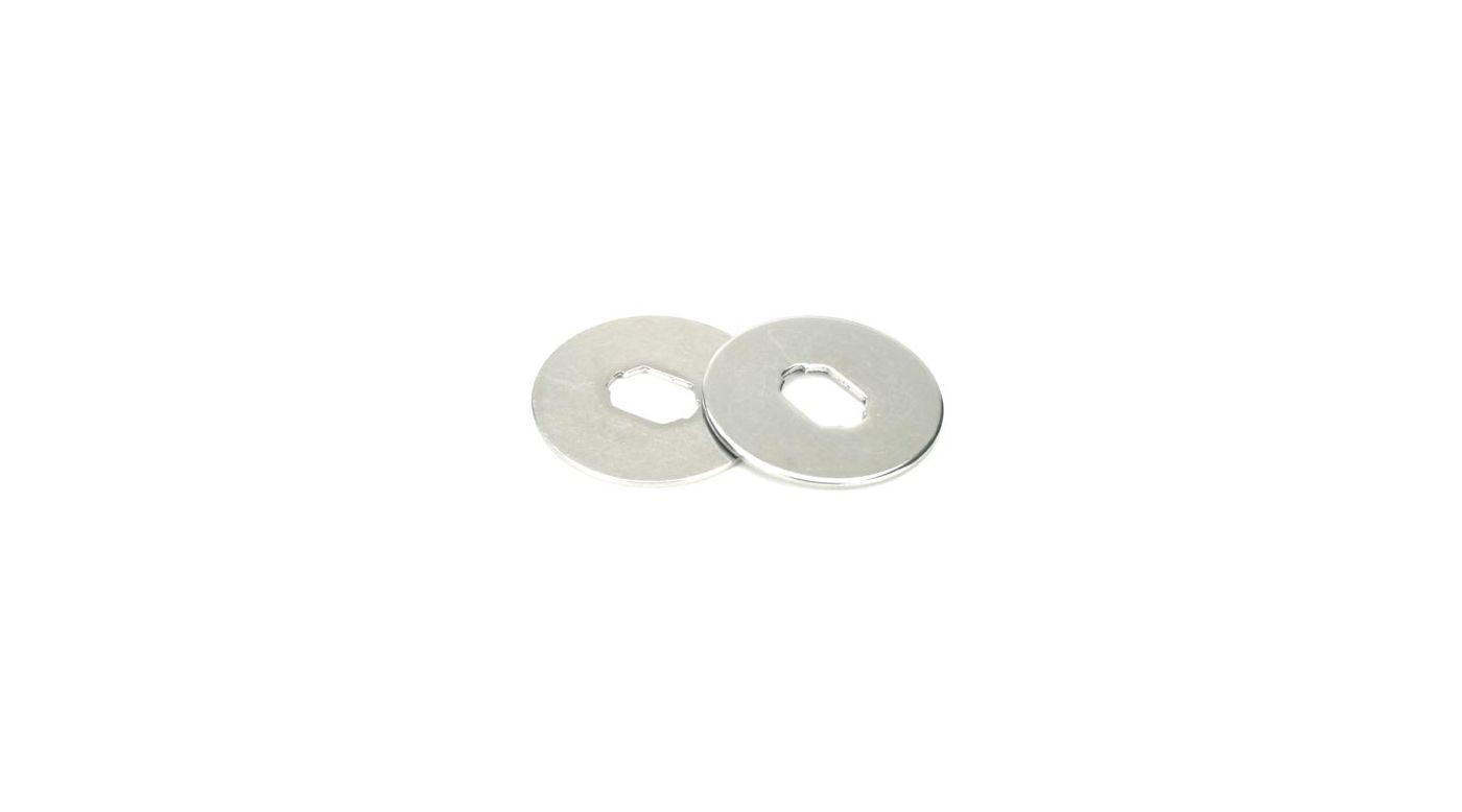 Image for Brake Discs, Steel (2): LST/2, XXL/2 from HorizonHobby