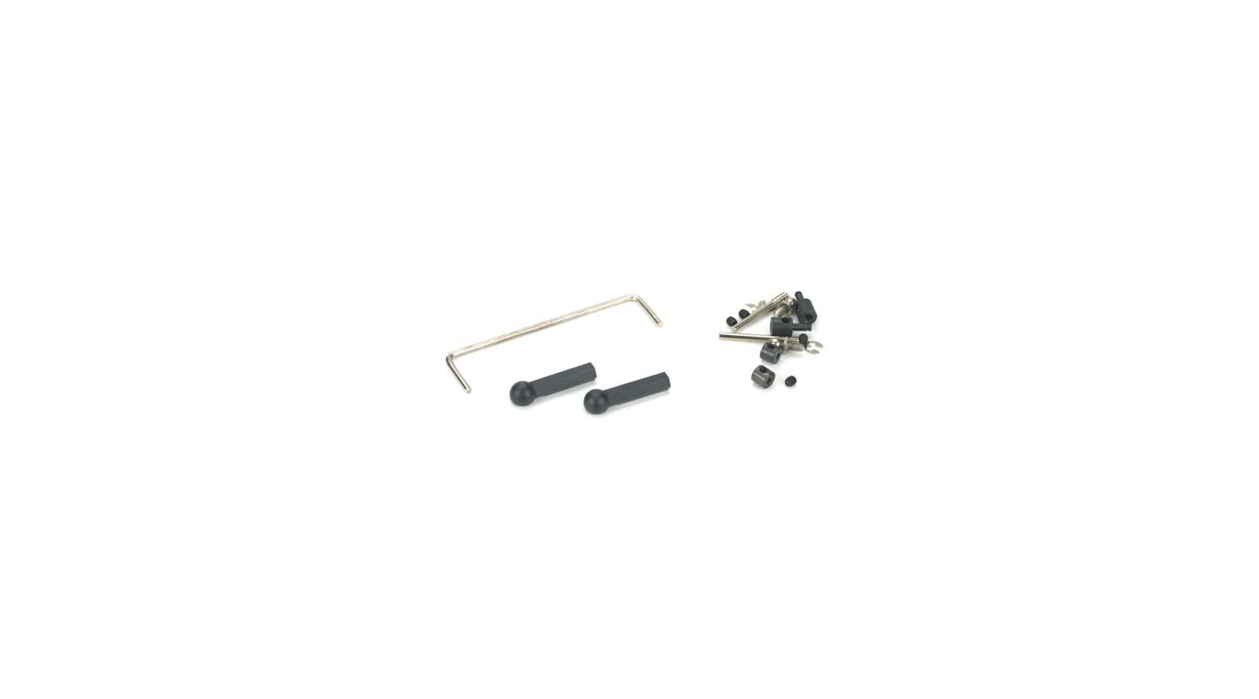 Image for Steering Hardware Set: LST/2, XXL/2 from HorizonHobby