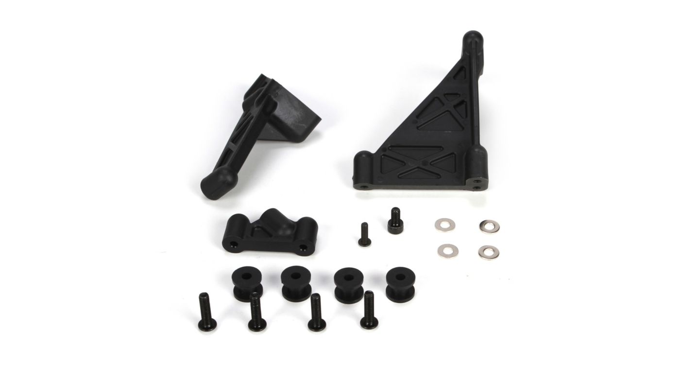 Image for Gas Tank Mount Set: 5IVE-T, MINI WRC from HorizonHobby