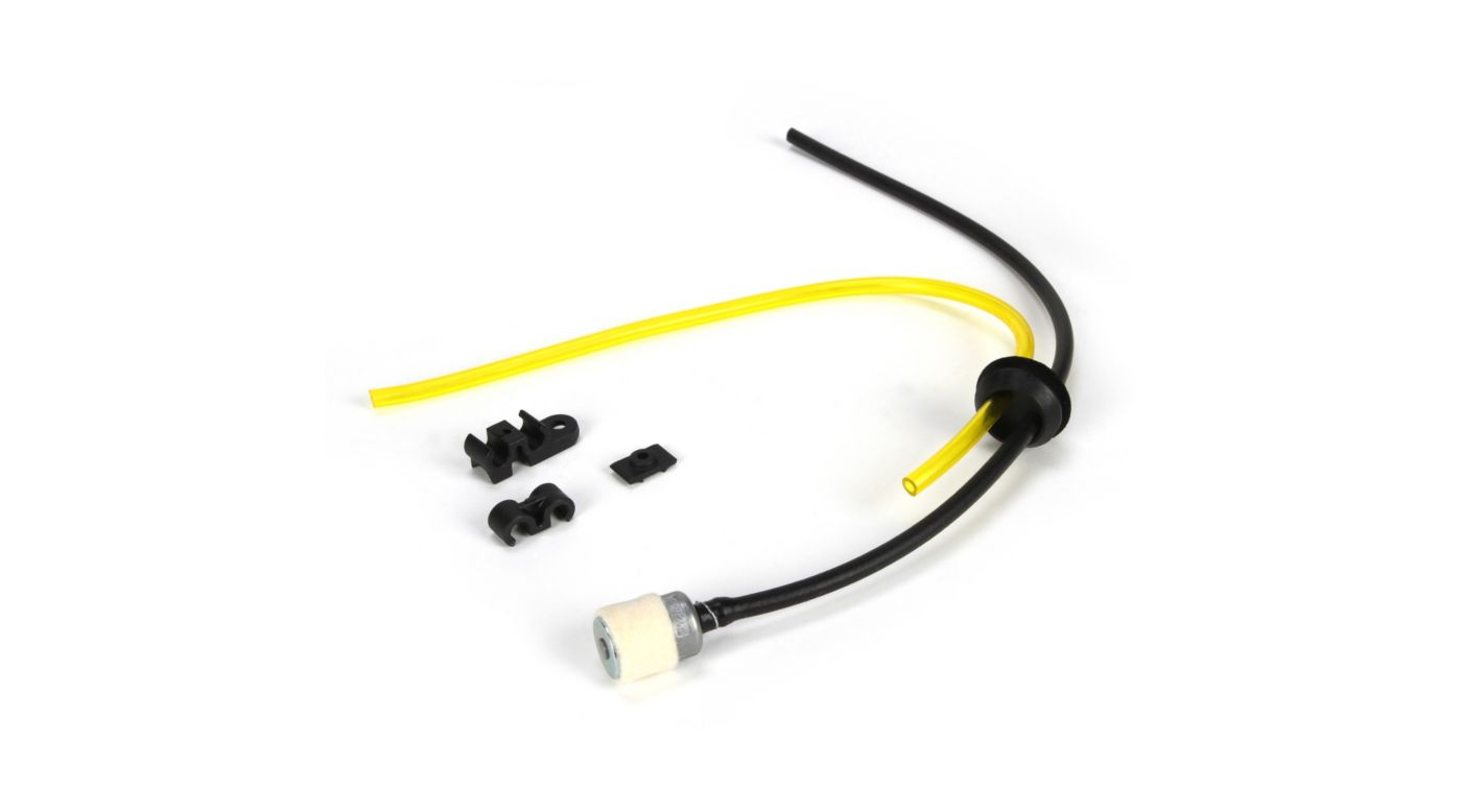 Image for Gas Line & Clamp Set: 5IVE-T, MINI WRC from HorizonHobby